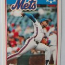1988 Topps Mini Baseball Card, Dwight Gooden, New York Mets