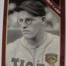 1994 Conlon First Card, Haskell Billings, Detroit Tigers