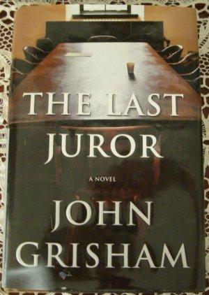 """The Last Juror"" by John Grisham, 2004 1st Edition, HC, DJ"