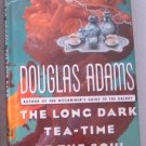 """The Long Dark Tea-Time Of The Soul"" by Douglas Adams, 1988, HC, DJ"