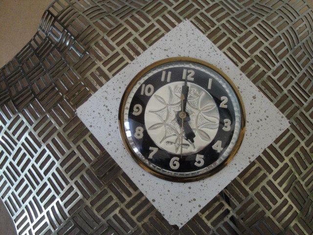 Vintage Bilt-Rite Eams Era Wall Clock