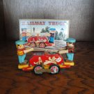 Wind-up Retro Replica Railway Truck