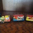 Rare Warner Brothers Looney Tunes Tin Litho Wind-Up Train