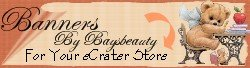Banner or Logo made for your eCrater Store