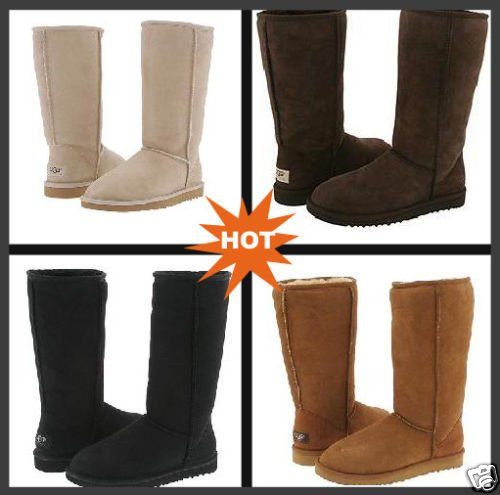 UGG NEW CLASSIC 5815  TALL BOOT US Sz 5.6,7,8,9.10