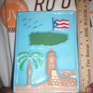 Puerto Rico Handmade Ceramic