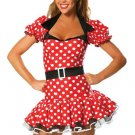 LC8114 Miss Mouse Costume
