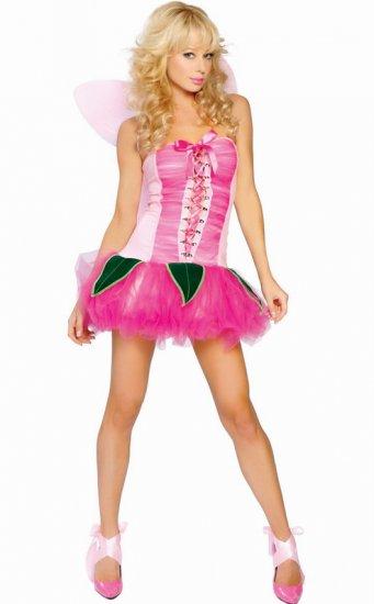 LC8348 Pretty Pink Pixie Costume