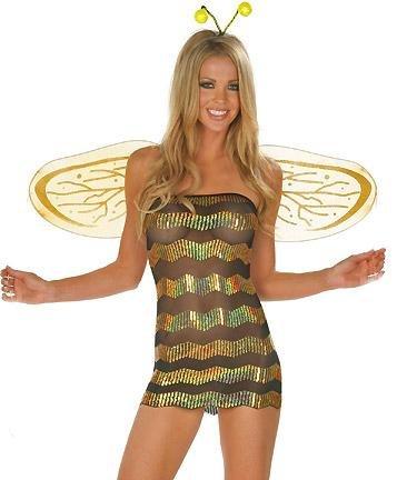 LC8267 Bee Naughty Costume