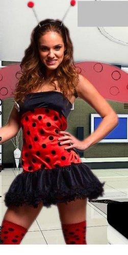 LC8030 Daisy Ladybug Costume