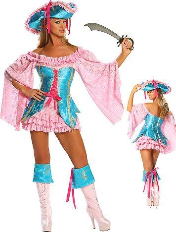 LC8290 Buccaneer Fantasy Costume
