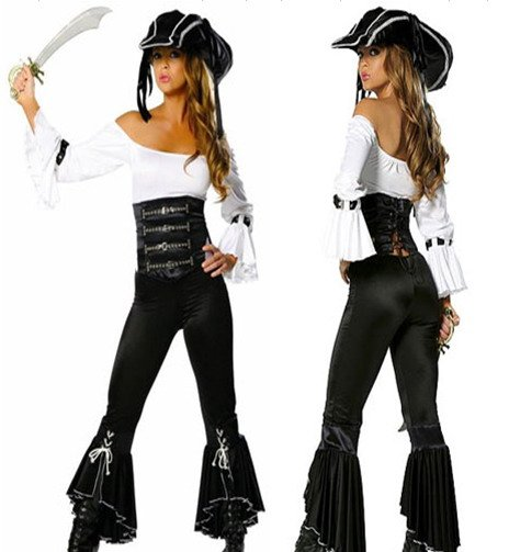 LC8203 Adult Sexy Pirate Costume
