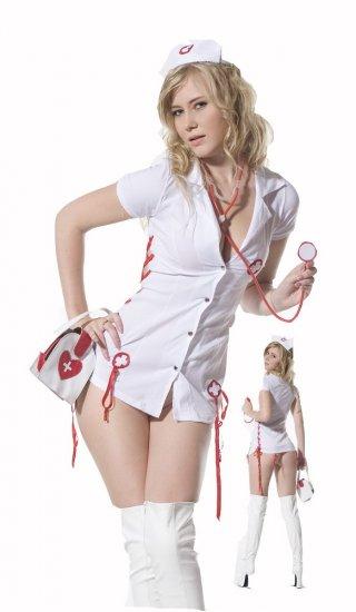 LC8147 Bedside Nurse Uniform