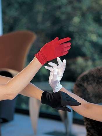LC7004-2 Short Elegant Gloves