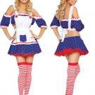 LC8385 Fantasy Rag Doll Costume