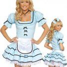 LC8388 3pc Looking Glass Alice Costume