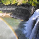 Rainbow and Middle Falls