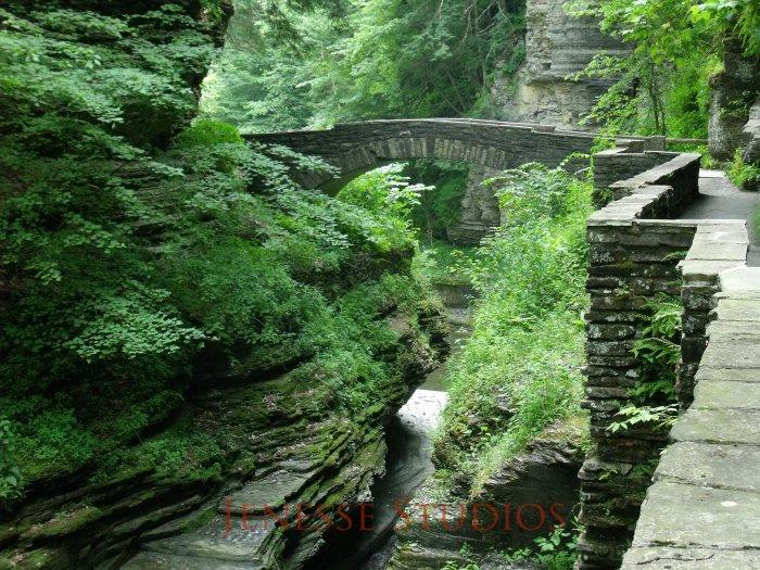 Lucifer Falls, Ithaca NY