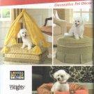 4187 Simplicity Home Decorating-Pet Beds