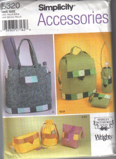 5320 Simplicity Accessories-Bags