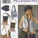 5308 Simplicity Accessories-Bags-Hats-CD Case-Tie