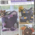 5606 Simplicity Fat Quarters Club-Bags & Accessories