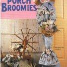 McCalls Crafts Porch Broomies Corn Broom Bunny