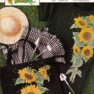 Daisy Kingdom No-Sew Applique - #6282 Sunflower