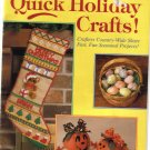 Quick Holiday Crafts-20 Country Holiday Projects
