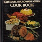 Sharp Carousel Microwave Over Cook Book