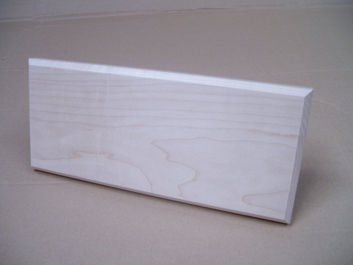 """Maple Sign Blank-Maple Sign-Sign Blanks-Sizes 5"""" x 4""""  to 36"""" x 12""""(125mm x 102mm to 915mm x 305mm )"""