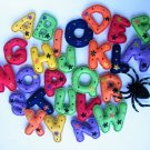 Halloween ABCs - Learn Alphabet - 26 Felt Letters