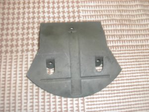 Bendix Eclipes outboard TMD Cooling Air Control 70446 baffle plate