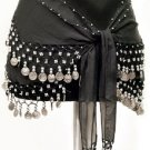 Belly dancer skirts w/ coins