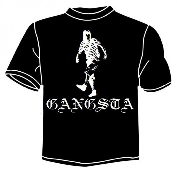 Gangsta t-shirt