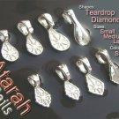 100 Small/Teardrop Shaped/Atarah Bails