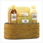 Pralines and Honey bath basket