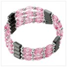 Pink Magic Magnet bracelet