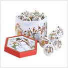 Gift boxed ornament set