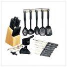 Complete utensil set