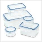 10 piece storage container set