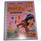 Upcycled Recycled Journal Notebook made from PRINCESS Fruit Snack Box Handmade in the USA #dp02