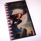 Journal Notebook Recycled Upcycled from CATWOMAN MOVIE VIDEO Box Handmade in the USA #2010014