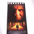 Journal Notebook Recycled Upcycled from RED DRAGON MOVIE VIDEO Box #2010032