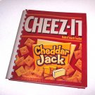 Journal Notebook Recycled Upcycled from CHEEZ-IT Box #2010034