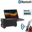 Hype Portable Bluetooth Speaker w Microphone