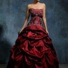 Cheap wedding gown SKU870022