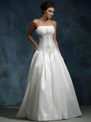 wedding dress bridal gown SKU870029