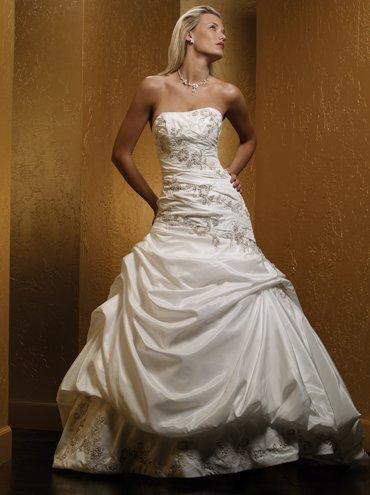 Wedding dress bridal gown SKU870047