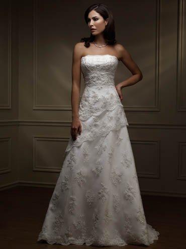 Cheap wedding dress SKU870069